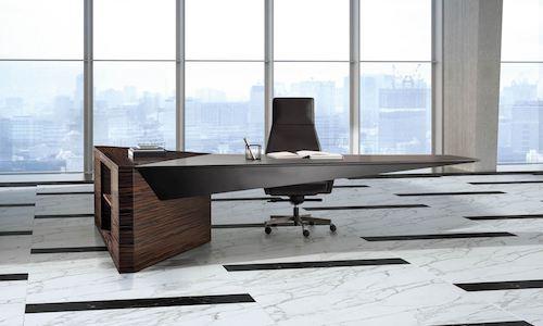 Luxus Büromöbel kaufen - Luxus Schreibtisch