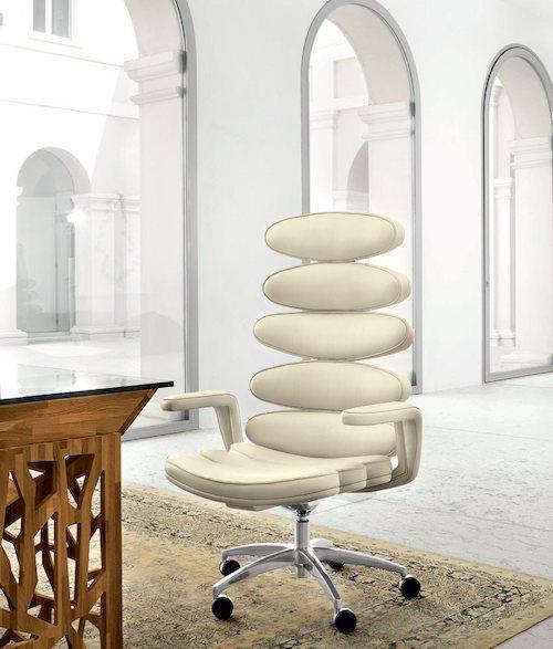 Mascheroni Poltrone presidenziali Airone Luxus Büromöbel kaufen